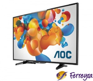 Aoc Tv 43 Smart Fhd  By Philips
