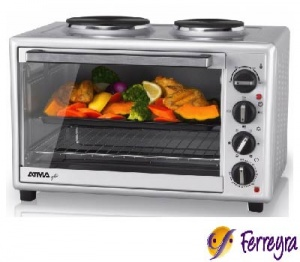 Atma Horno Grill 40lts  C/ Anafe