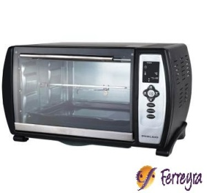 Philco Horno Elec 50lts 2000 W.dig. Lcd