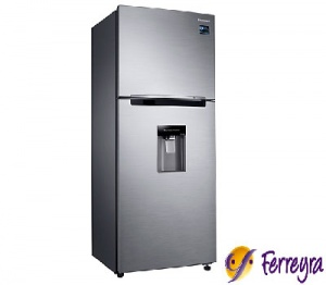 Samsung Hel. 375 Lts Inox No Frost Dispenser Rt35k5730sl-bg