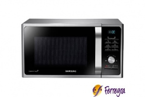 Samsung Micro. 23l C Grill Gris