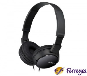 Sony Auric.mdr-zx110/bc(uc) Negro