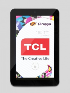 Tcl Tablet 7
